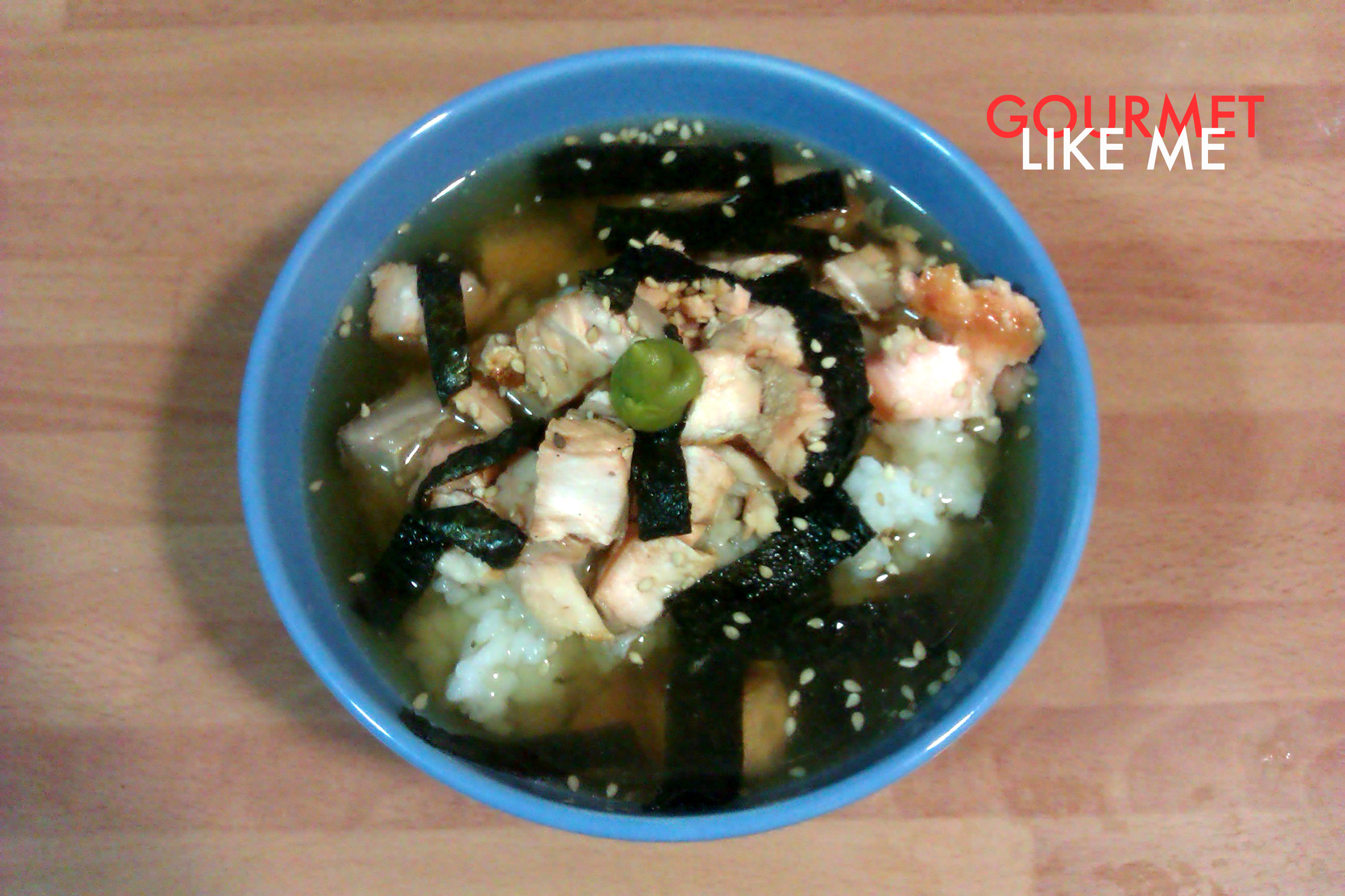 tartar de salmon receta japonesa