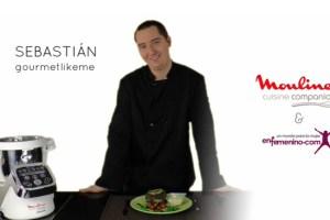 Recetas para hacer con Moulinex Cuisine Companion Masterchef