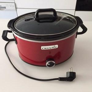 como usar una slow cooker