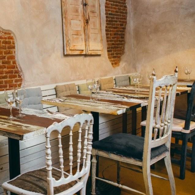 restaurante moderno la latina madrid