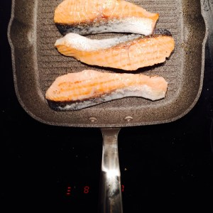 como hacer salmon perfecto a la plancha