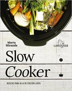 slow cooker libro
