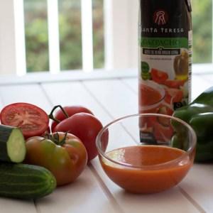 recetas de gazpacho diferentes