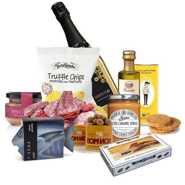 selección de productos que se pueden ganar en el concurso del blog