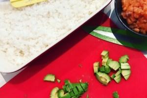 Como hacer arroz para sushi facil