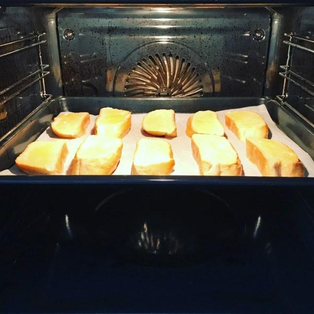 receta torrijas lijeras al horno