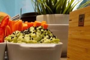 hummus de edamame receta japonesa