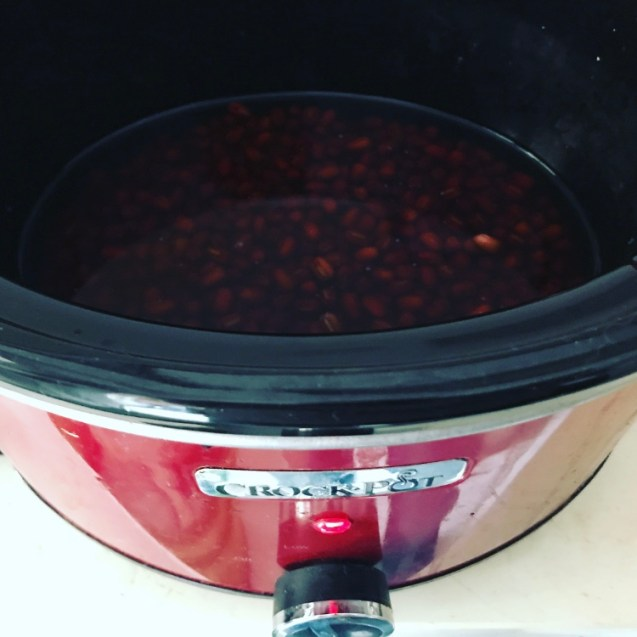 hacer anko receta crockpot