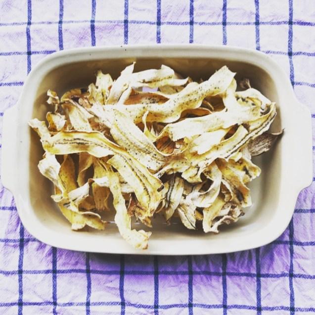 chips de platano macho verde receta