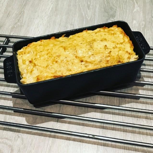 receta embutido pollo trufado casero