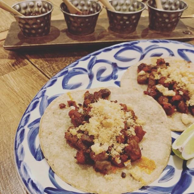 tacos la chingona madrid argensola