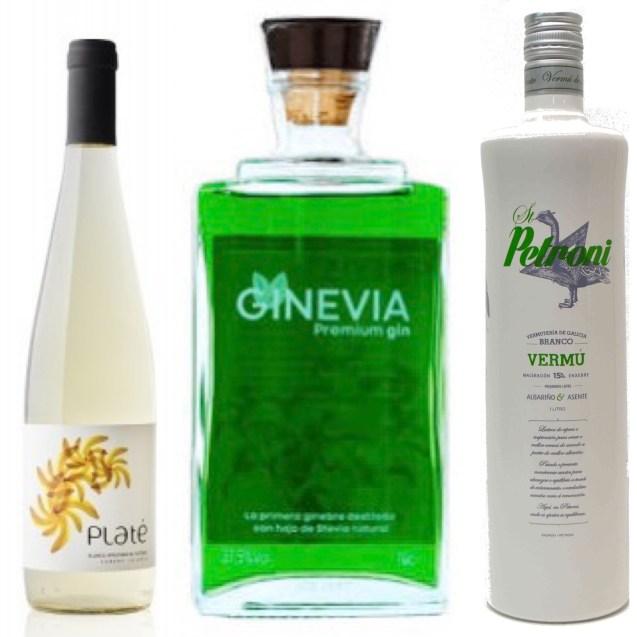 Bebidas gourmet españolas