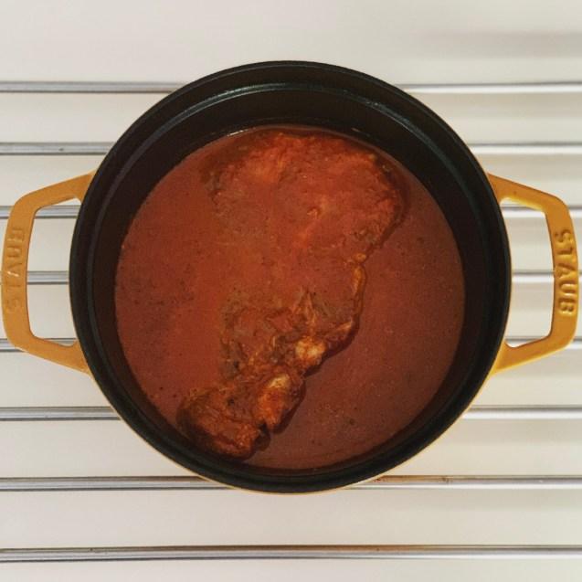 cochinita pibil sin achiote receta