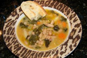 White Tuscan Bean Soup
