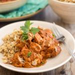 West African Chicken Recipe and Madras Curry