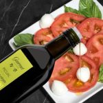 Heirloom Tomato Salad with Herbs and Almond Vinaigrette