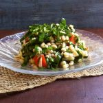 Barley and Spinach Salad from Food and Wine