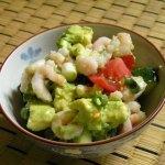 Hill Country Shrimp and Avocado Salsa
