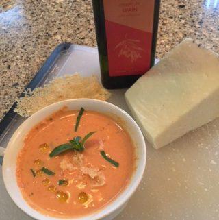 tomato gazpacho