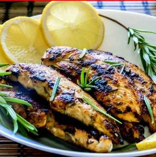 Rosemary Chicken Tenders Recipe