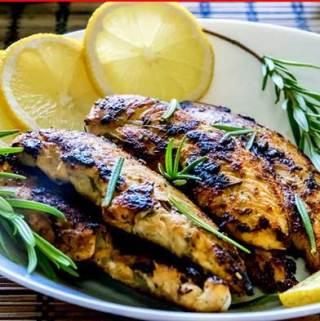 Rosemary Chicken Tenders Recipe
