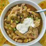 bowl of green chili