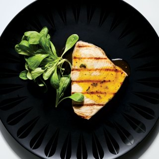 sicilian swordfish from food and wine