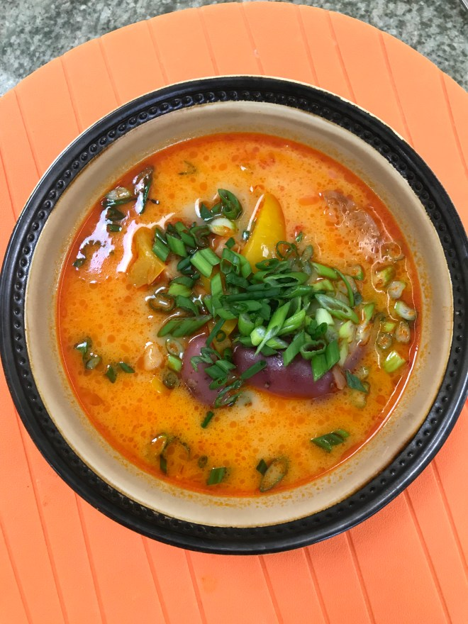 Chickpea Vegetable Stew