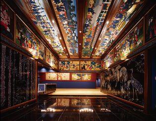 ホテル雅叙園東京  日本美のミュージアムホテルで絢爛豪華な美術品を堪能 「雅叙園アートツアー」6月18日(月)よりスタート