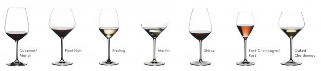 【リーデル】ワインの香りを最大限に引き出す大きなボウルと耐久性を同時に実現したグラス