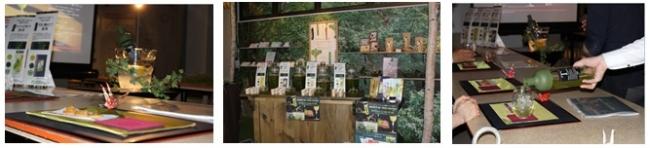 創立50周年企画 新茶イベント実施レポート   コールドブリュー体験で、新茶の良さを再発見! 2018年6月10日(日)於BROOK'S ME-BYO café(原宿)