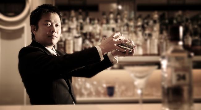 ホテル ラ・スイート神戸ハーバーランド チーフバーテンダー 福井 昌和 伝説のコニャックを使用した勝利の美酒で全国準優勝