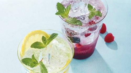 エクセルシオール カフェより、7月5日(木)発売 「ペリエ レモン&ミント」「ペリエ ラズベリー&クランベリー」飲めばもらえる!コラボキャンペーンも同時スタート