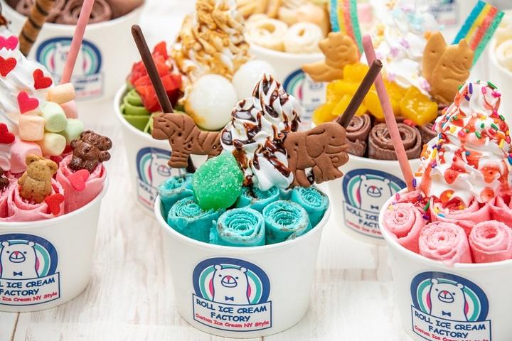 日本初のロールアイス専門店「ROLL ICE CREAM FACTORY」4号店が愛知・名古屋市中区栄の「ラシック(LACHIC)」に6月28日オープン!
