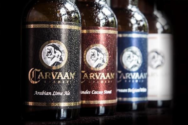 CARVAAN BREWERYのビールのボトル販売を開始!