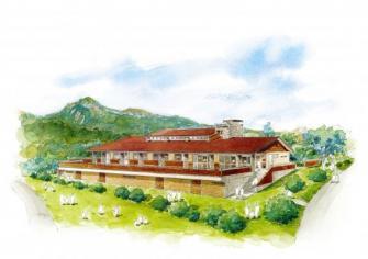 清里高原 ソフトクリームの聖地が生まれ変わります! 7月14日 新・清泉寮ジャージーハットがグランドオープン!