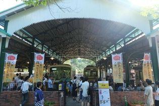 ~ 時を越えて乾杯!ノスタルジックな駅舎で味わう 地元京都と各地の地ビール ~ 「八瀬えいでん《駅》地ビール祭り」を開催します