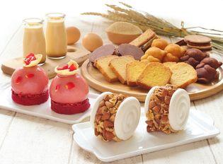 北海道の素材を生かした洋菓子やパンを提供 『フェルム ラ・テール美瑛』が9月13日より札幌に初出店