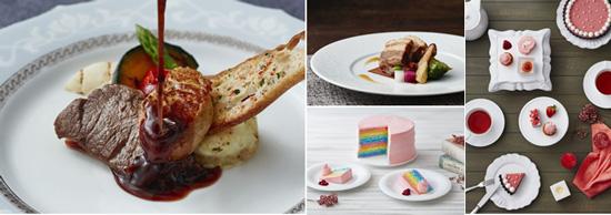 秋の味覚×和洋中の料理とピンク色に染まるスイーツ大集合 出来たて料理が食べ放題 「秋色ビュッフェフェア」2018年9月1日(土)より世界バイキング「エトワール」にて