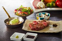 東北3県フェア~宮城・山形・福島~ 東北の味を楽しむ 鉄板焼ランチコース・ディナーコース 2018年9月1日(土)より 第一ホテル東京シーフォートにて販売