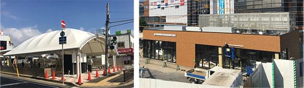 甲子園駅前にユニークな駐輪場と新しい商業施設がオープン!~駅周辺がより便利で快適になり、新たな賑わいを創出します~