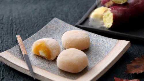 築地発祥の老舗和菓子屋 「築地ちとせ」 から、季節限定「ちとせのおいも餅」を今年も発売!