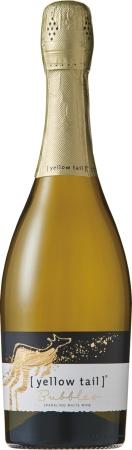豪州ワイン[イエローテイル]バブルス・ドライ新発売