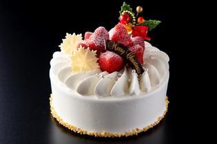 """今冬クリスマスに""""真紅""""が目を引く華やかな新作ケーキが登場! クリスマスケーキ&シュトーレン、11/1に予約受付開始"""