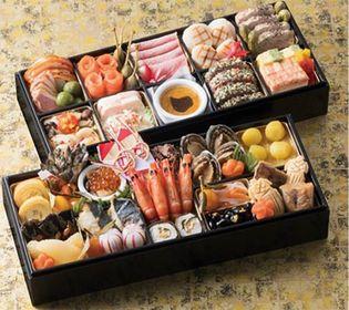 1年の幸を願ってご家族で贅沢なひとときを 宝塚ホテル監修「おせち料理」販売 2018年9月15日(土)よりご予約受付開始