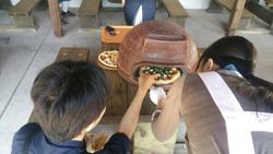 10月20日(土)より後期開催!「手作りピザ教室」~秋の六甲山でお手軽アウトドアクッキング!~