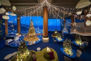 星野リゾート リゾナーレ熱海(静岡県熱海市) 絶景・ビーチ・森! 1泊2日で3つのテーマが楽しめるクリスマスイベント 「トリプルクリスマス2018」を開催 開催期間:2018年12月1日~25日