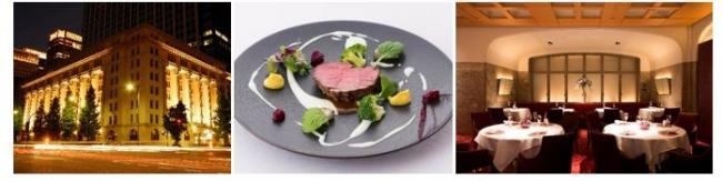 レストラン ロゼット「エピキュロスの晩餐会」