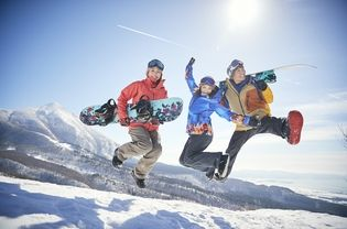 星野リゾート 磐梯山温泉ホテル(会津・磐梯エリア) スキーヤーファーストホテル ~より長く、より快適にスキー旅行を楽しめるホテルになります~ 期間:2018年12月22日~2019年3月31日