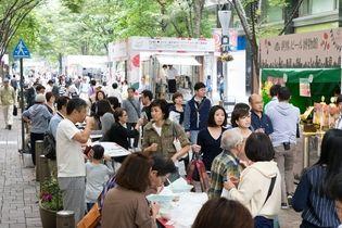 「東京味わいフェスタ2018(Taste of Tokyo)」 東京の食・伝統文化・エンターテインメントが まるごと詰まったイベントが今年も開催!  丸の内エリアの人気店がプロデュースする東京産食材を使った絶品グルメも